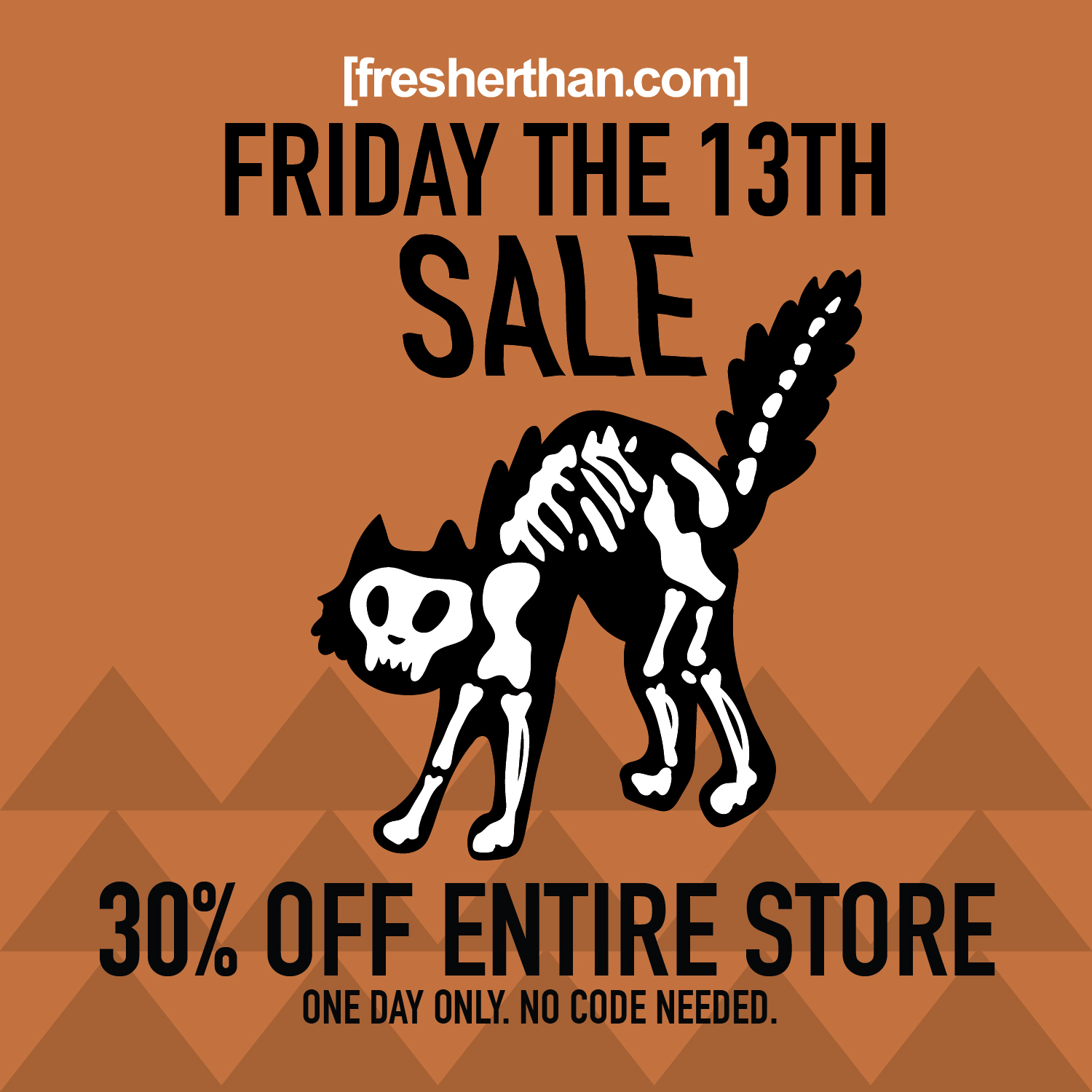 In celebration of a great spooky (sort of) holiday, get 30% off the entire shop for today only!  Just visit the shop and your discount will be applied at check out. No coupon code needed.    Shop now!