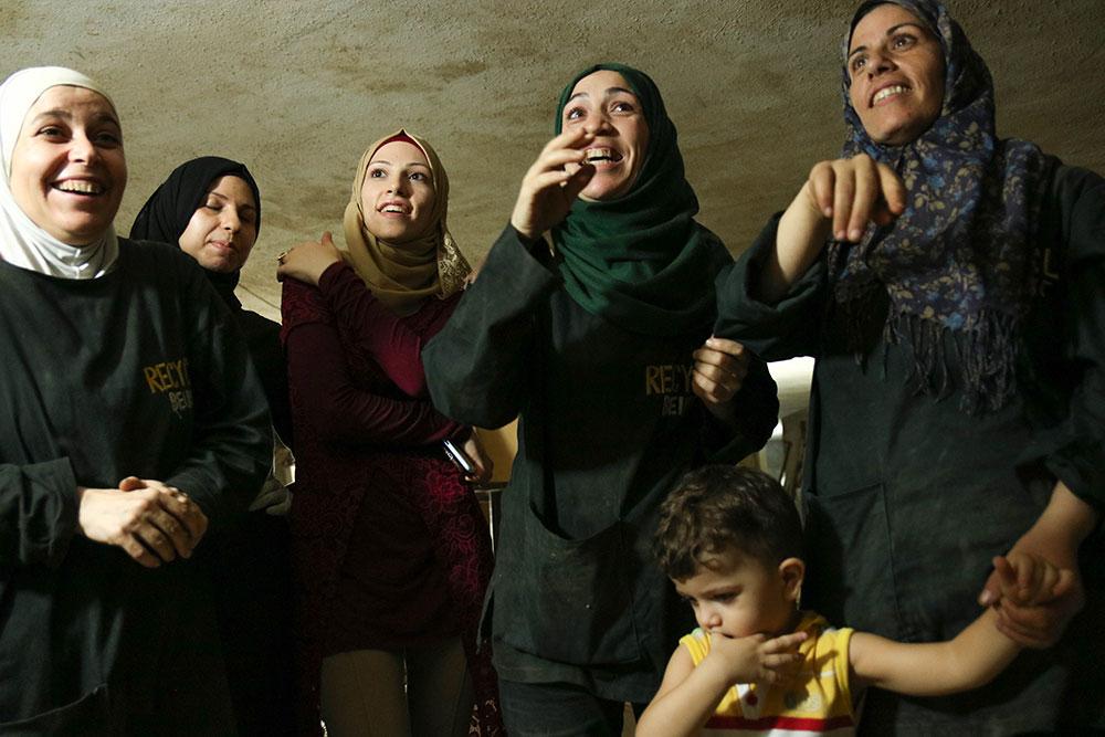 Recycle Beirut Ladies