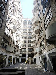 Westbeth Courtyard