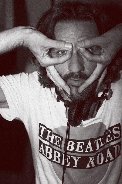 Frederic Beigbeder, popular French writer and DJ