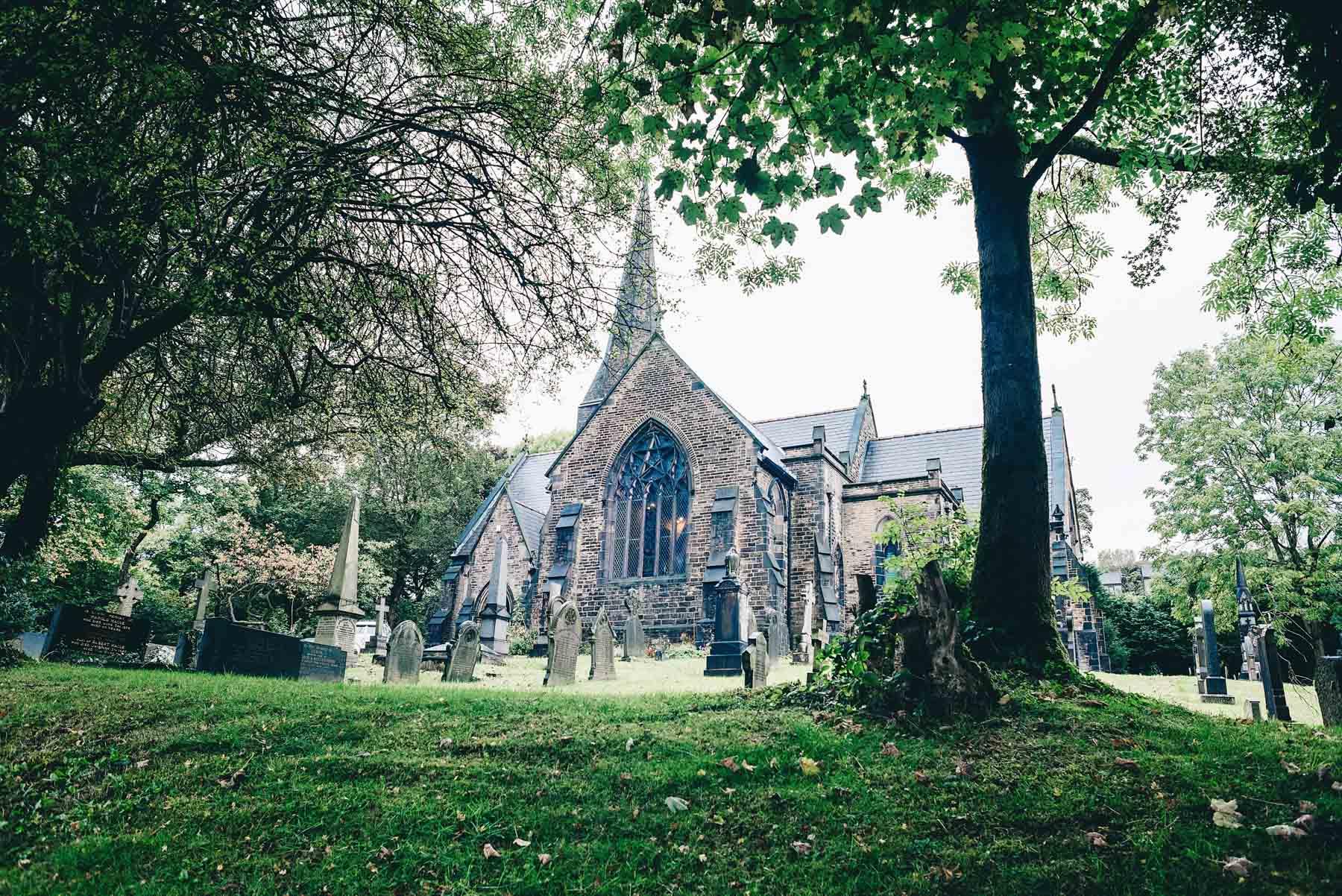 Friezland Church Saddleworth
