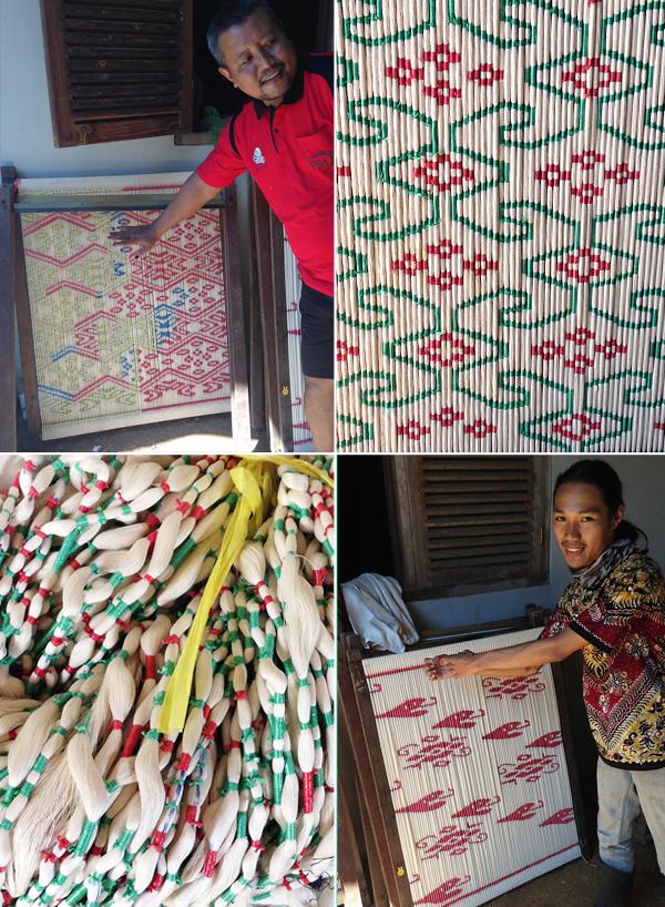 Ikat in North Java | Raya Exchange