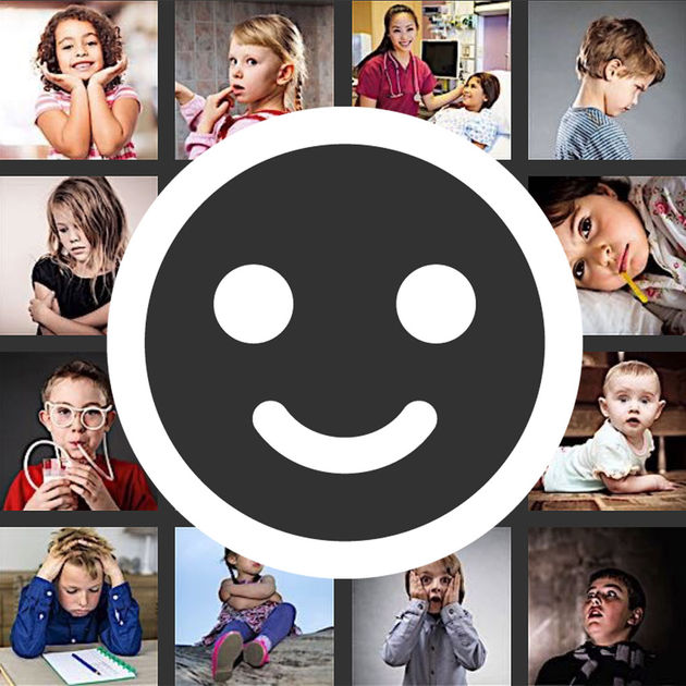ABA Flash Cards & Games  A fun, simple, and easy way to learn to recognize emotions.