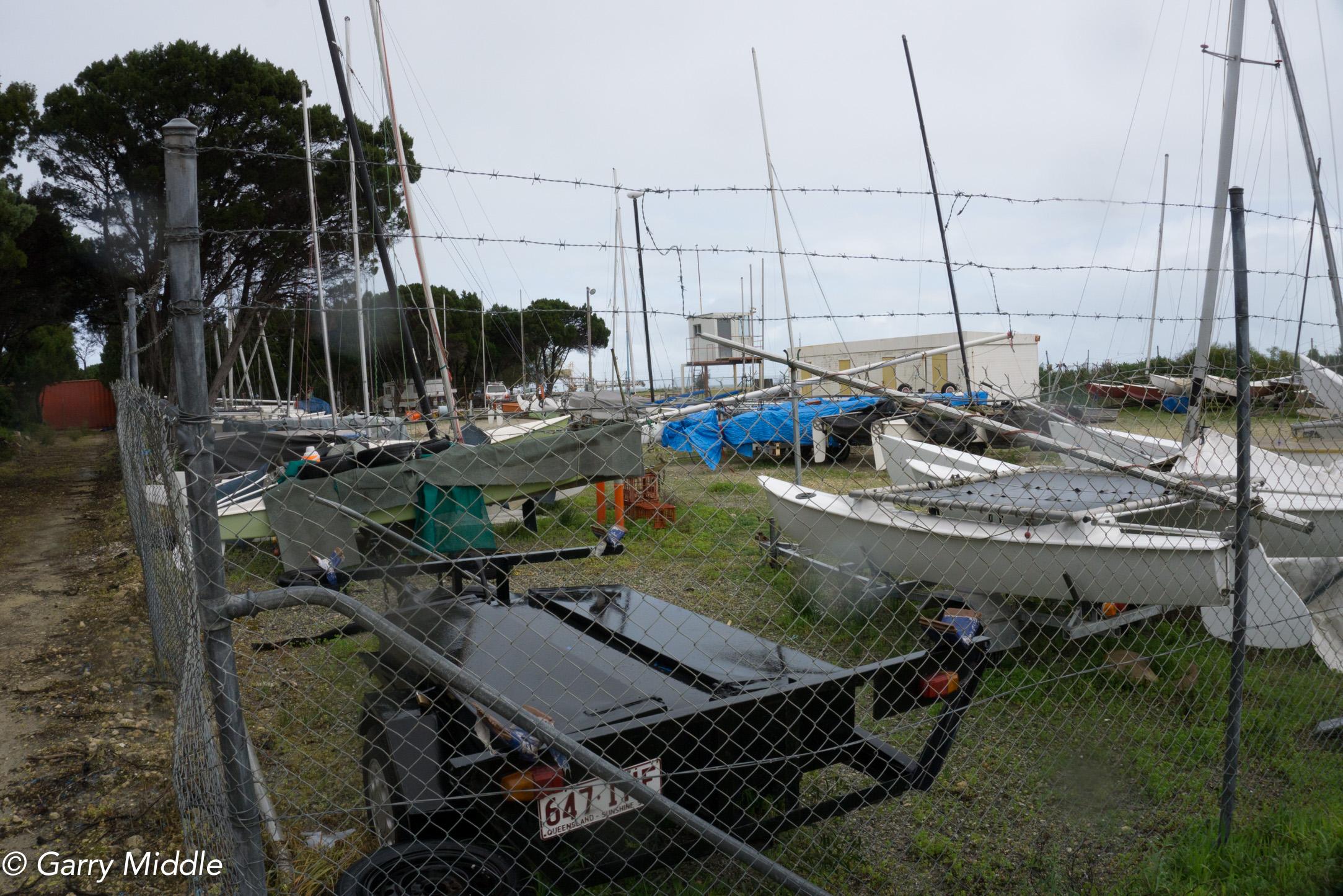 Plate 2: Jervoise Bay Sailing Club