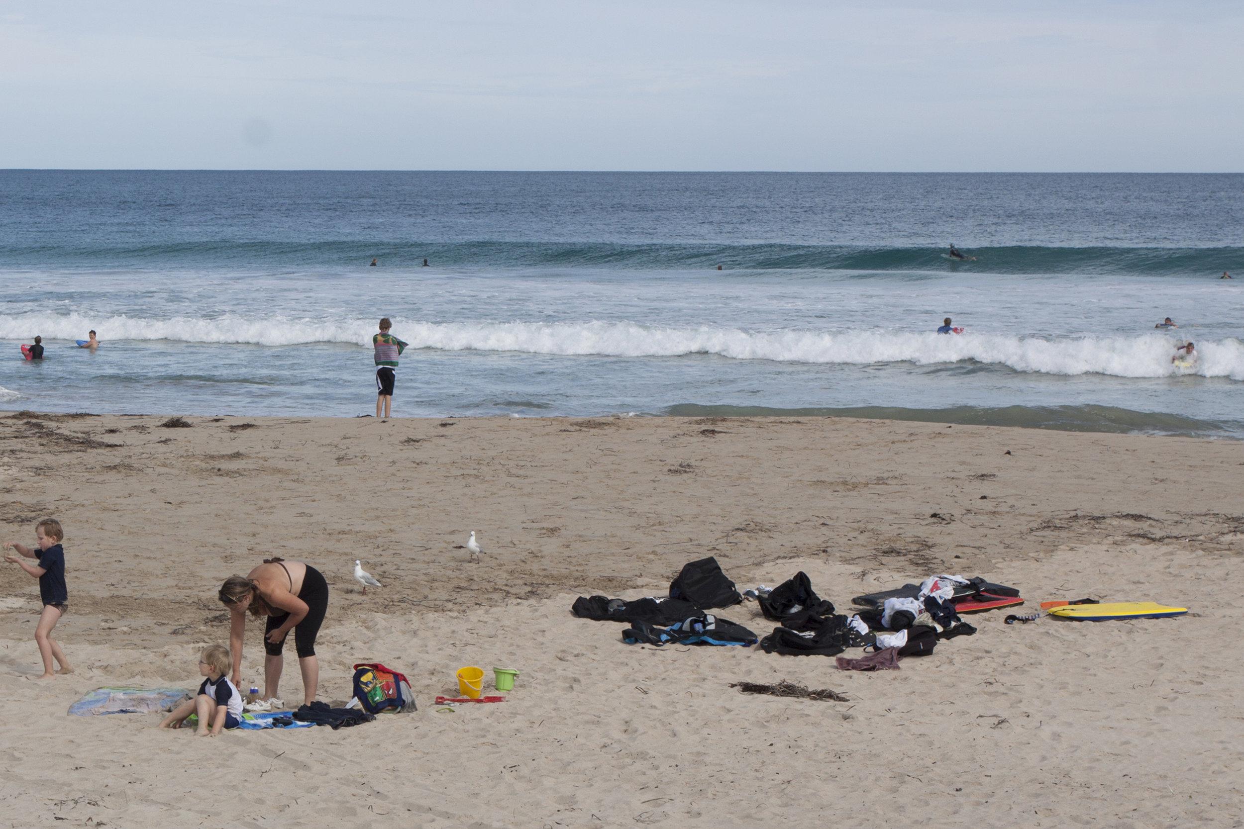 Plate 9: The high energy Secret Harbour Beach