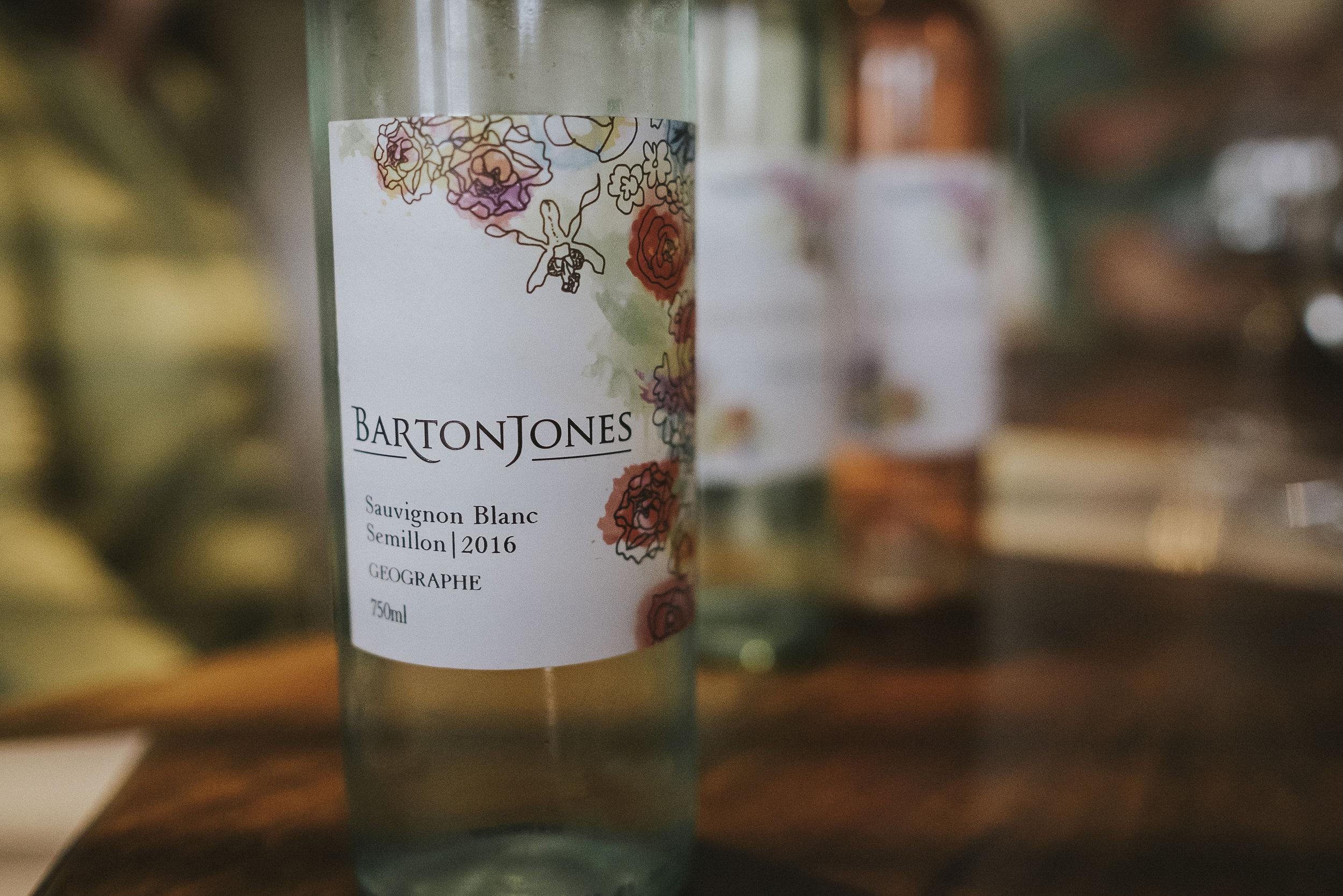 Barton Jones Donnybrook