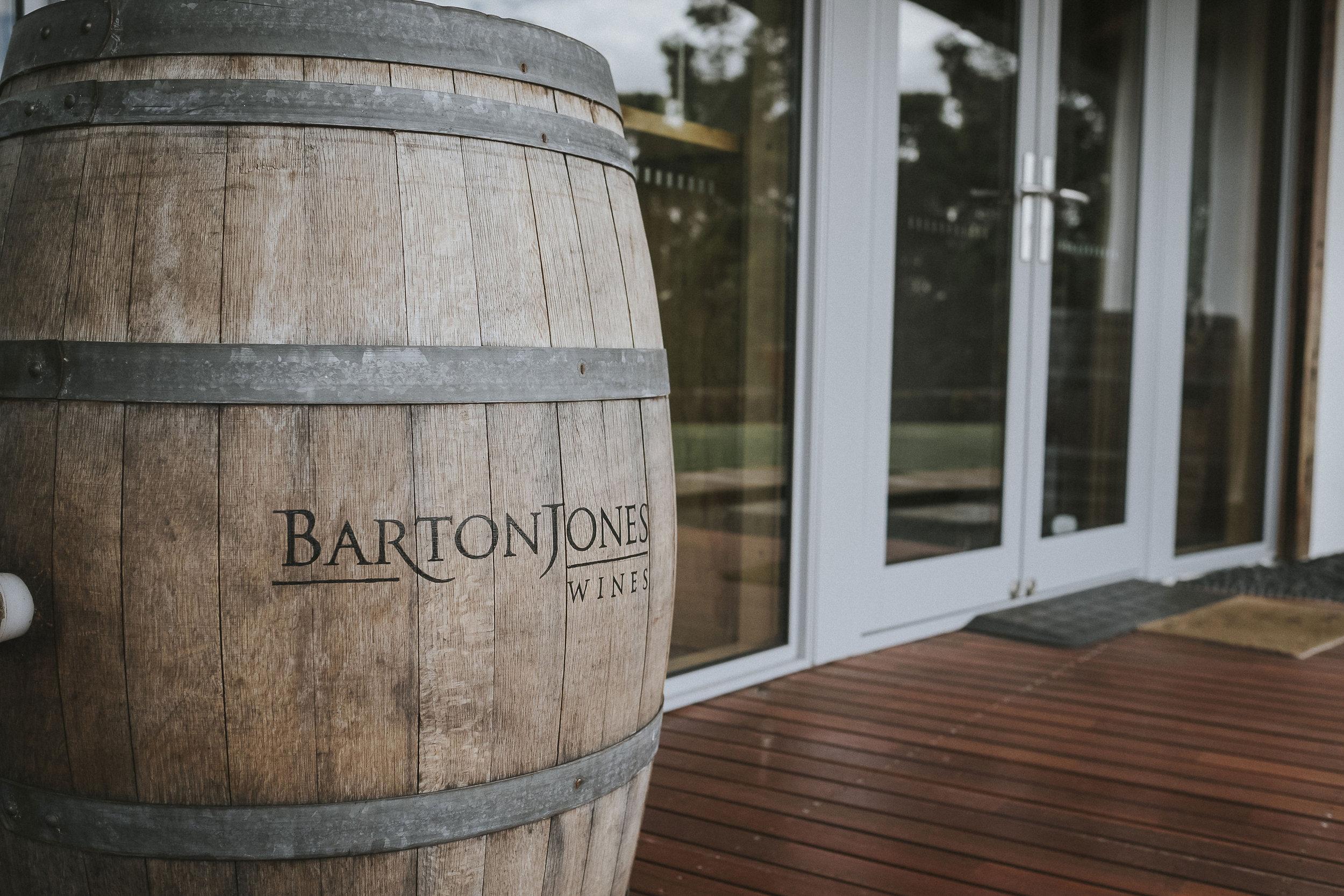 Barton Jones Wines  Donnybrook