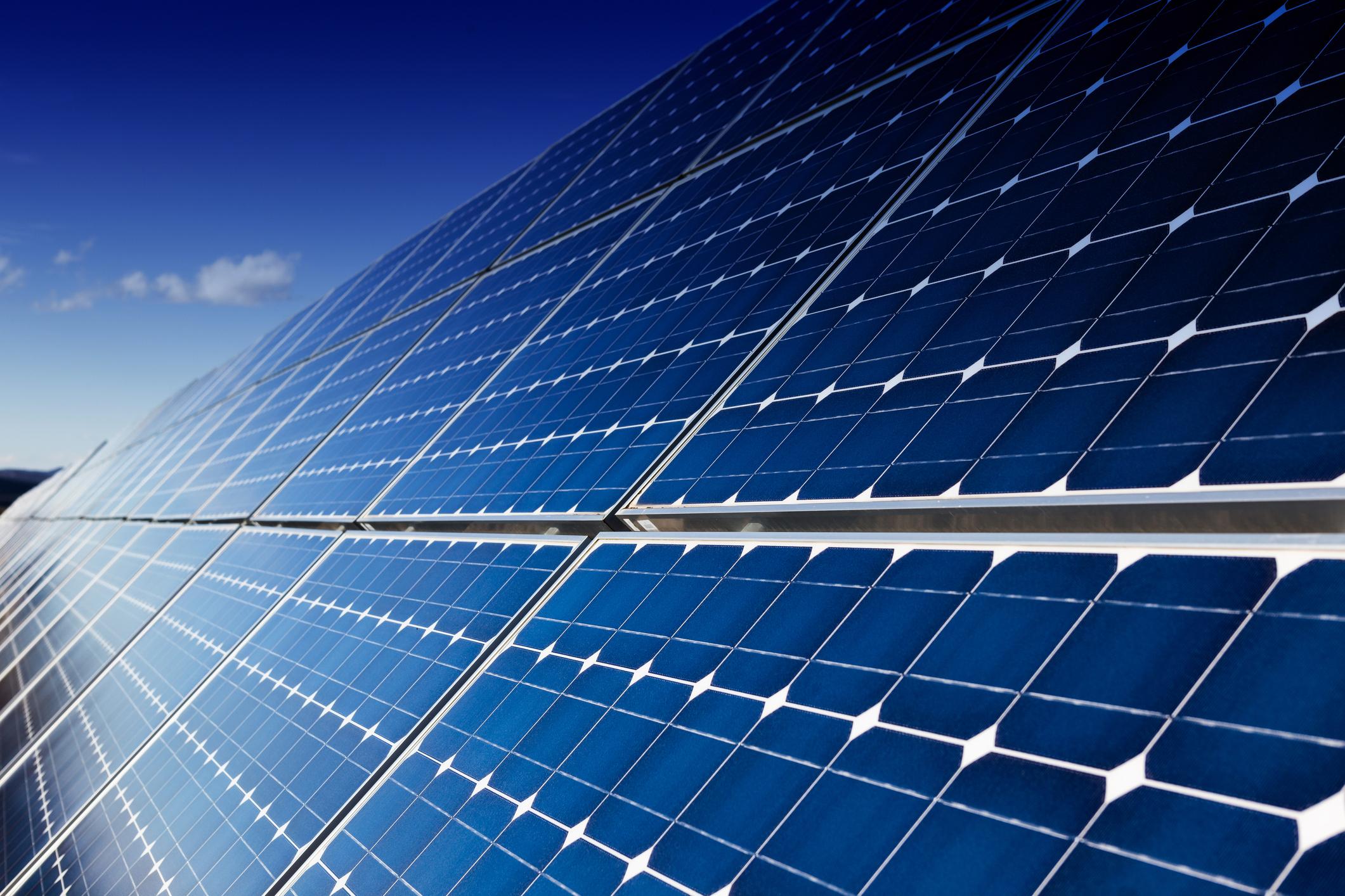 Solar Panels SD Strategies - Human Rights and Environmental Consultancy