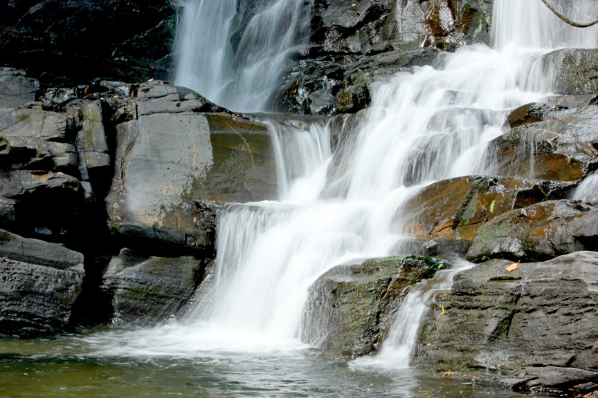 Chevers Falls, Walden