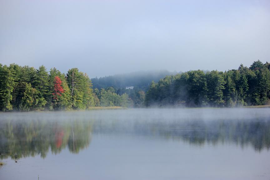 Lake Lamoille, Morrisville