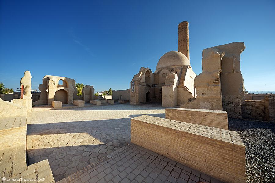 Barsian Mosque