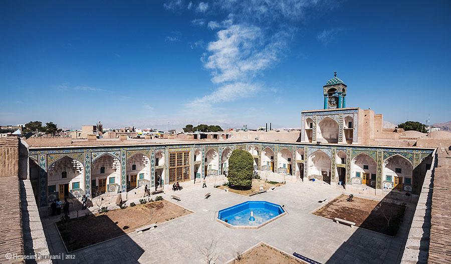 Ebrahim Khan religious school