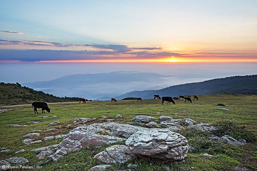 Sunrise at Mazichal