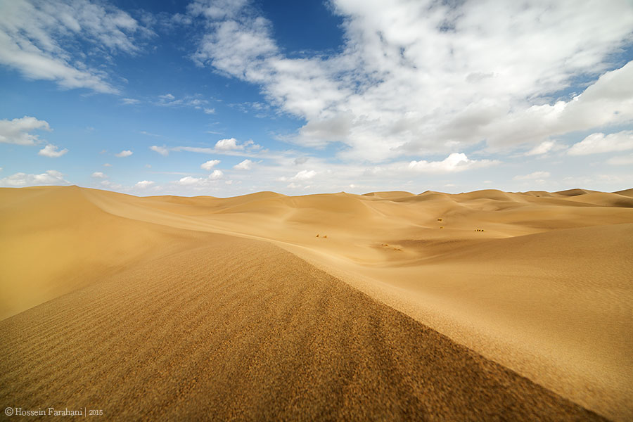 Hasan Abad Desert