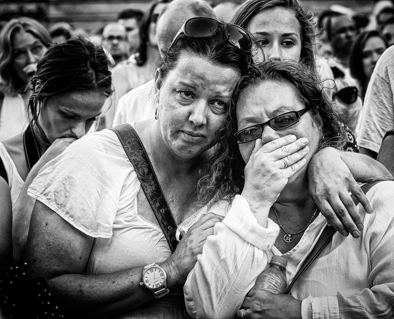 Collective sorrow MH17 - 5