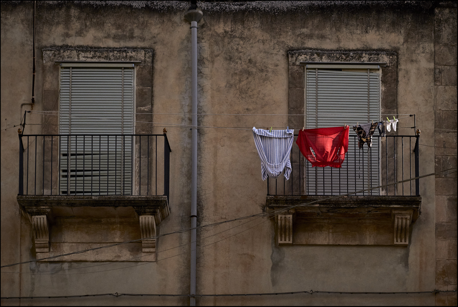 Laundry time...