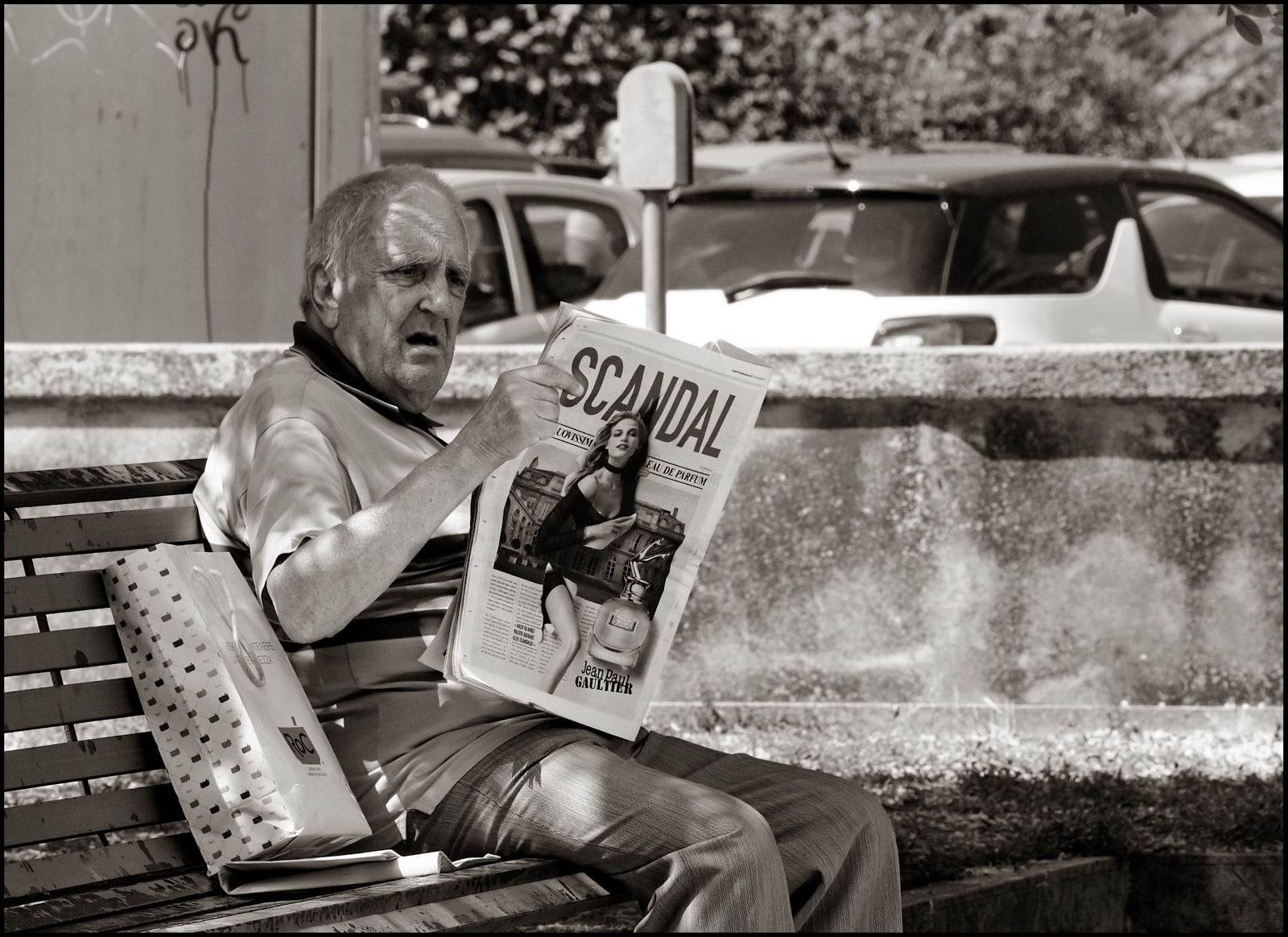 Flabbergasted reading the paper...