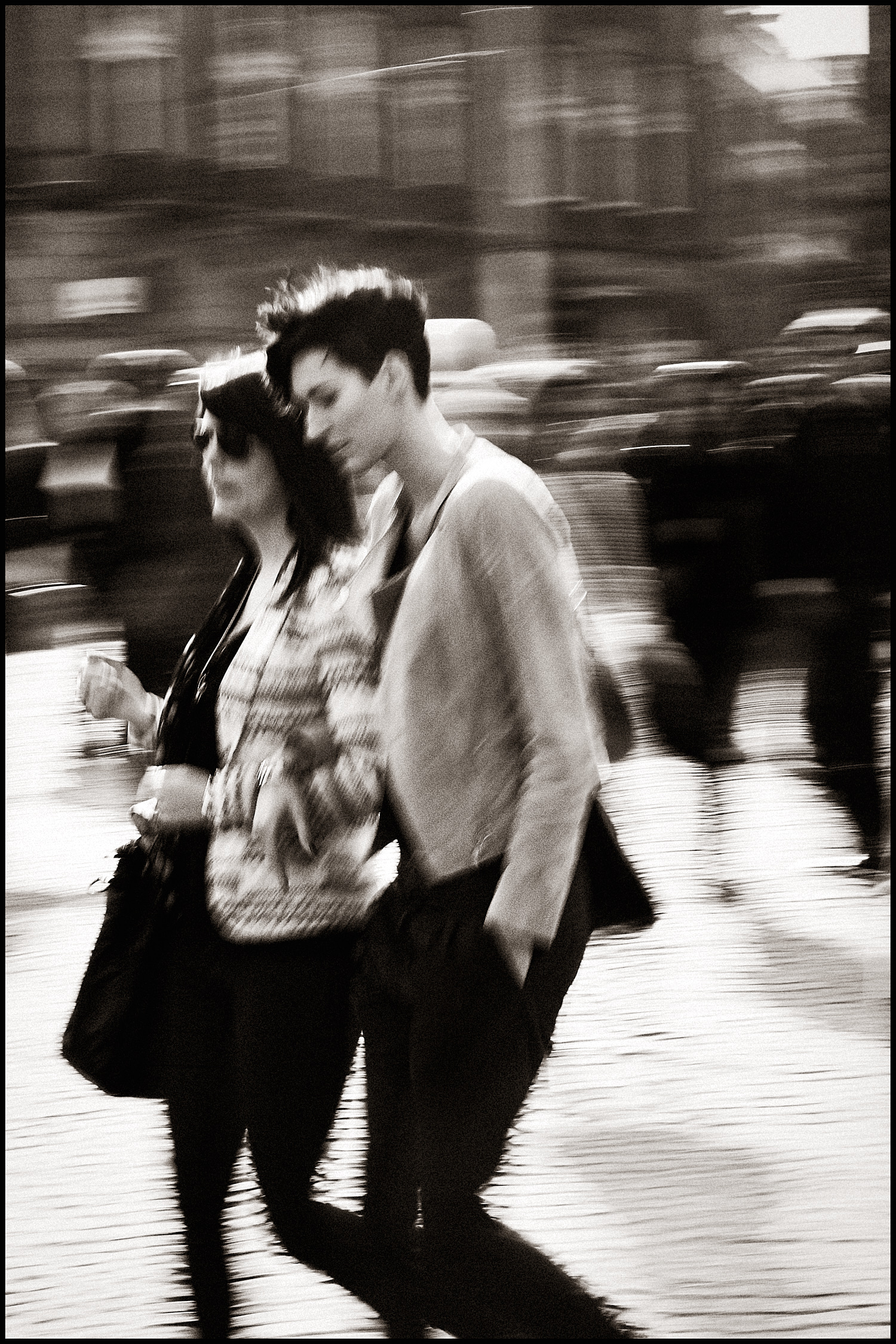 Walk with a friend...