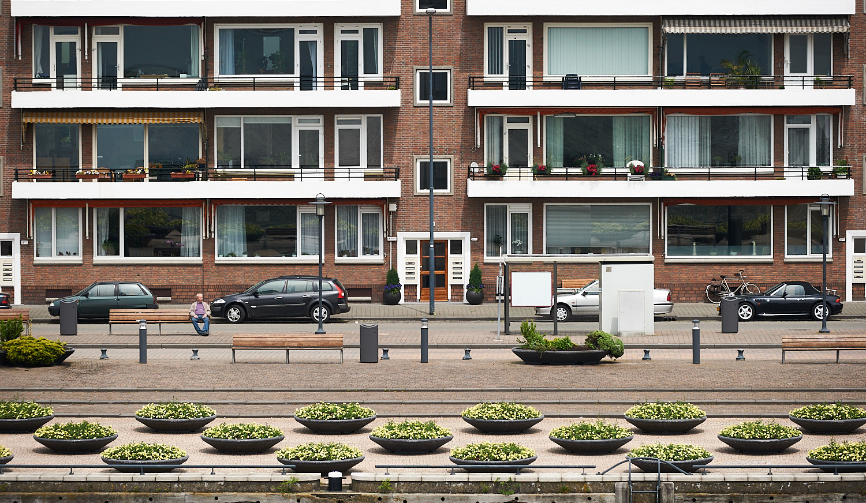 Hoogbouw Rotterdam