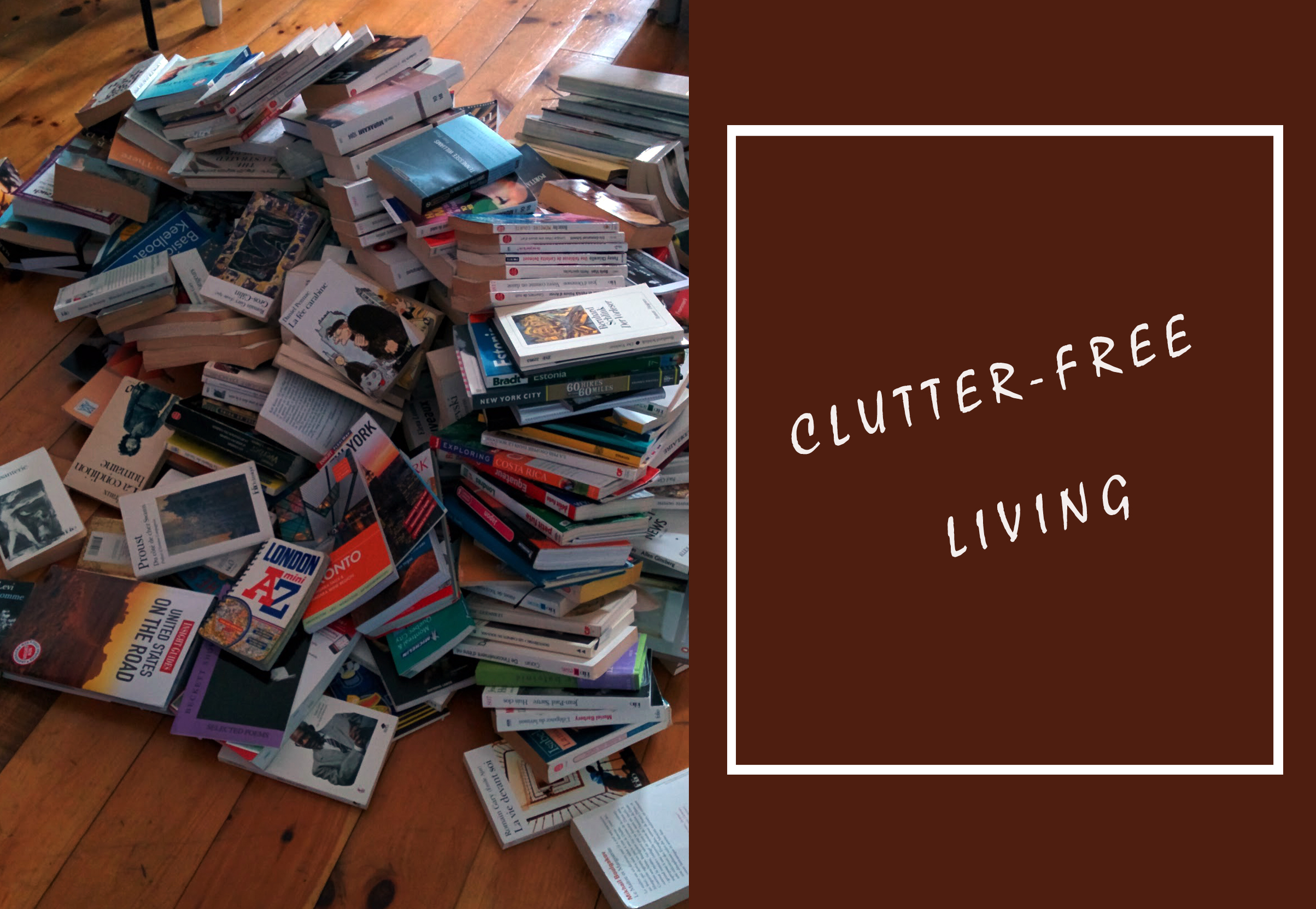 Clutter-clearing