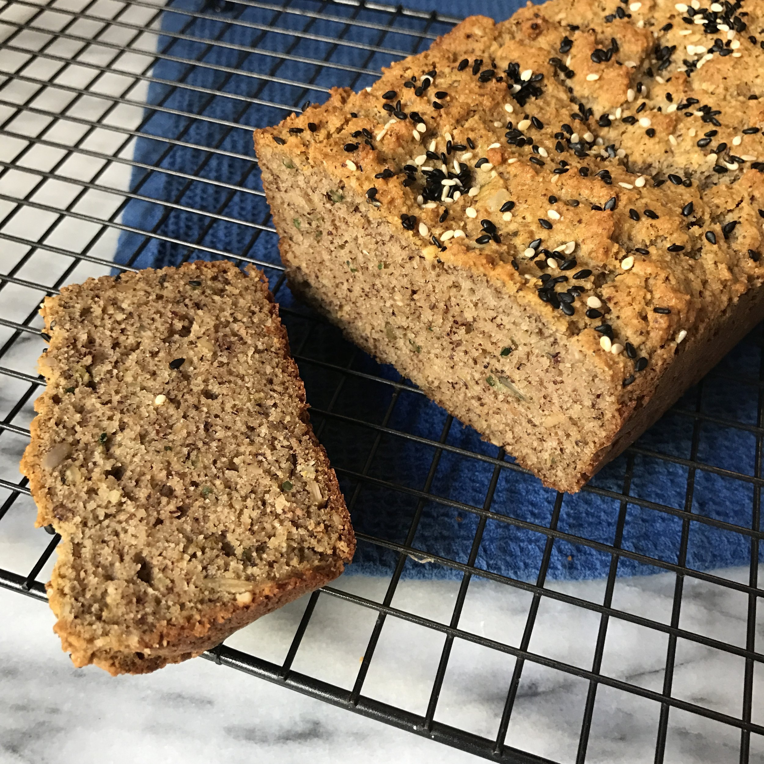 GF Almond Bread