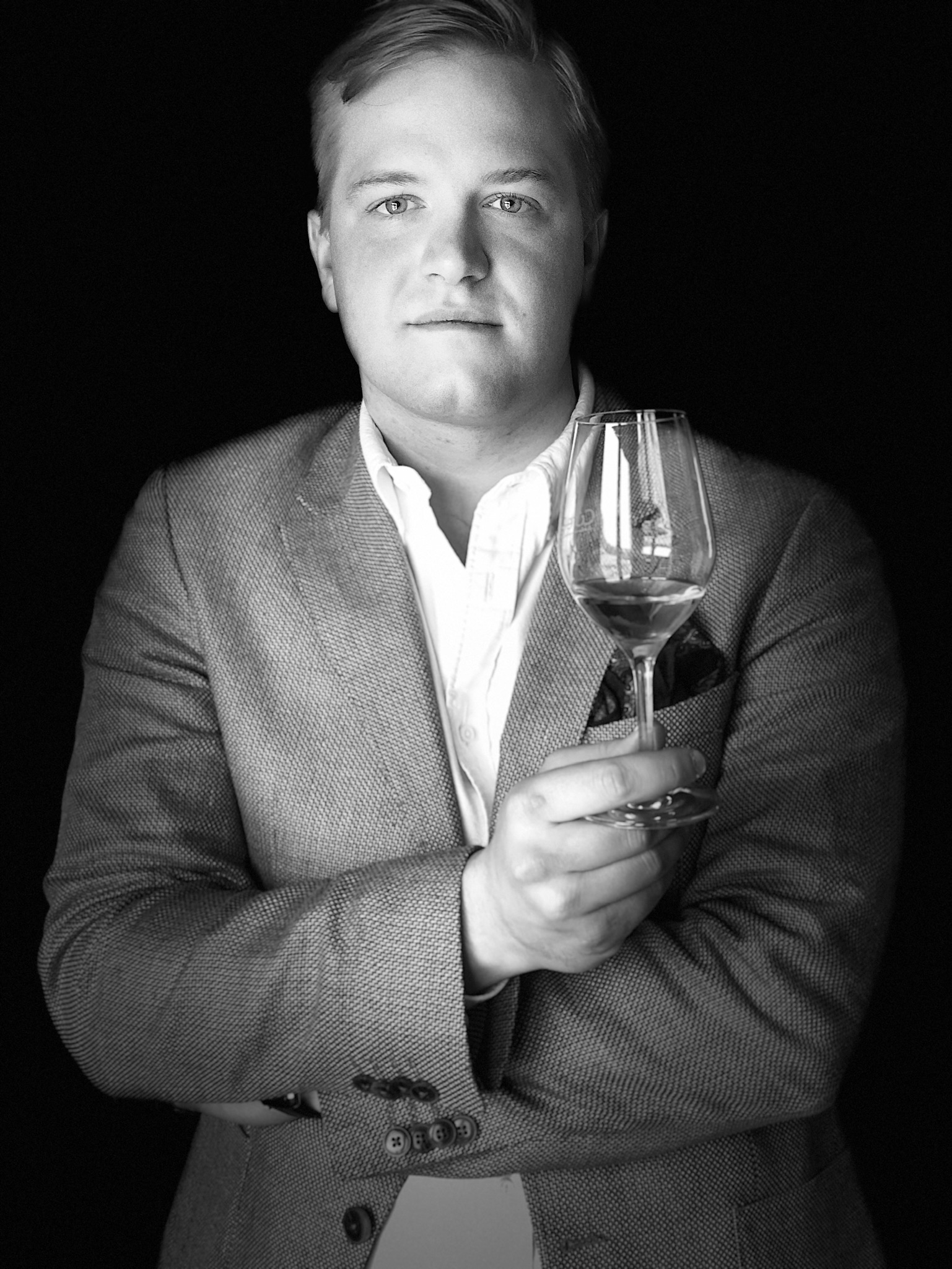 Adam - The Wine Taster