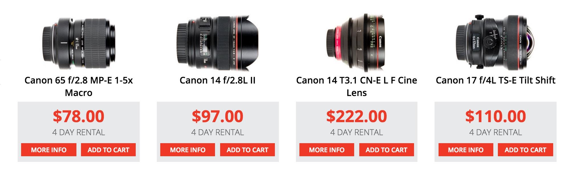 Filmmaking tools - LPTG