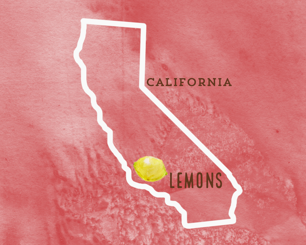 Every bottle of our Cranberry Lemonade contains the juice of 3 lemons!