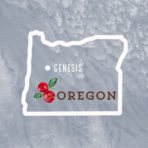 We work directly with Oregon cranberry farmers to source as locally as possible.