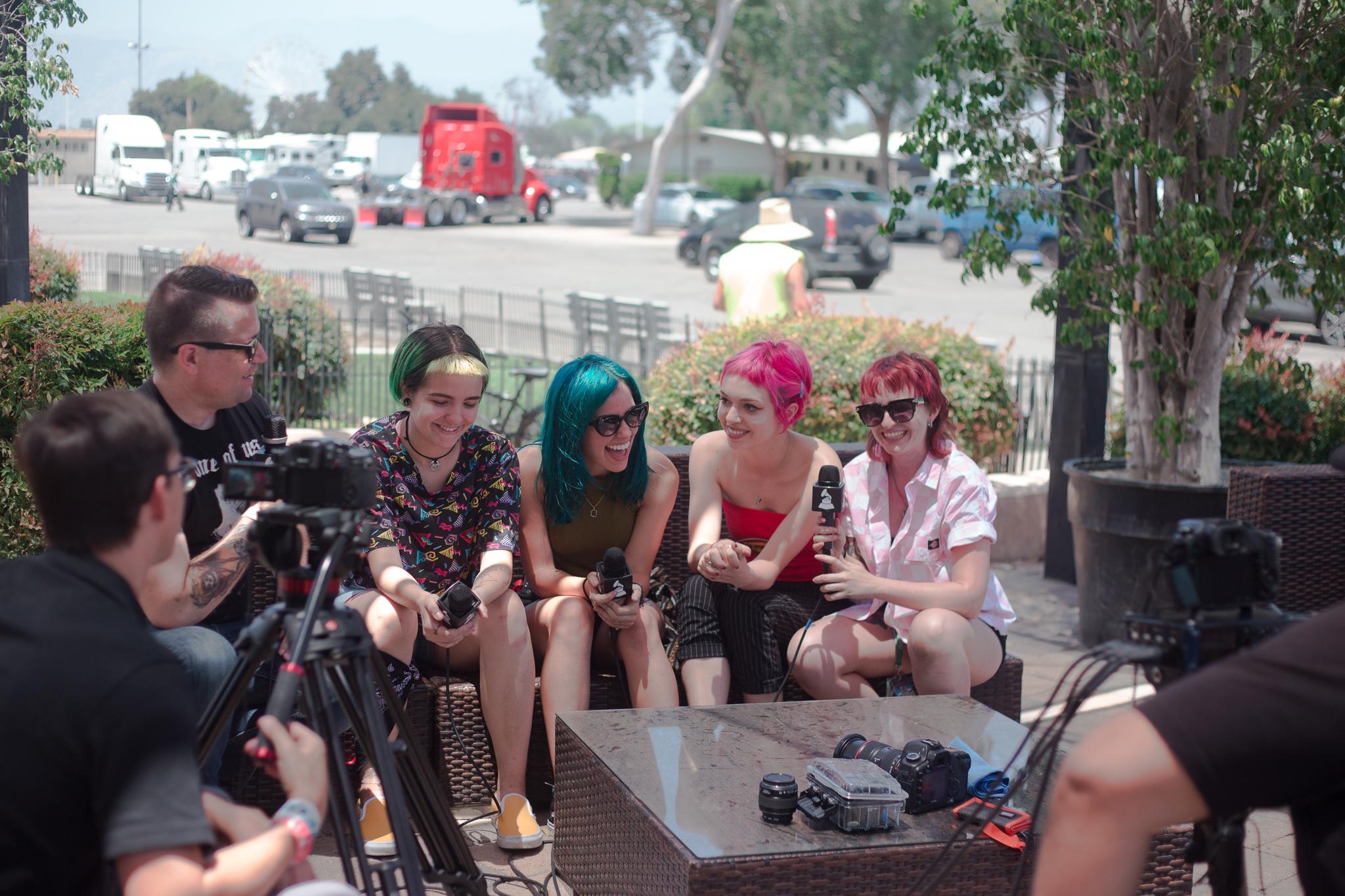 Sydney, Alex, Nicole, Meghan - Doll Skin