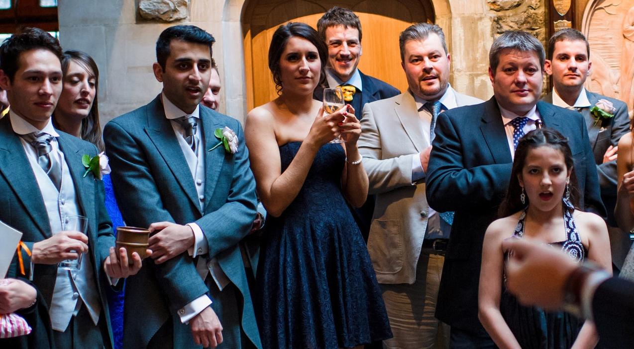 London Wedding Photographer - Museum of the Order of St John