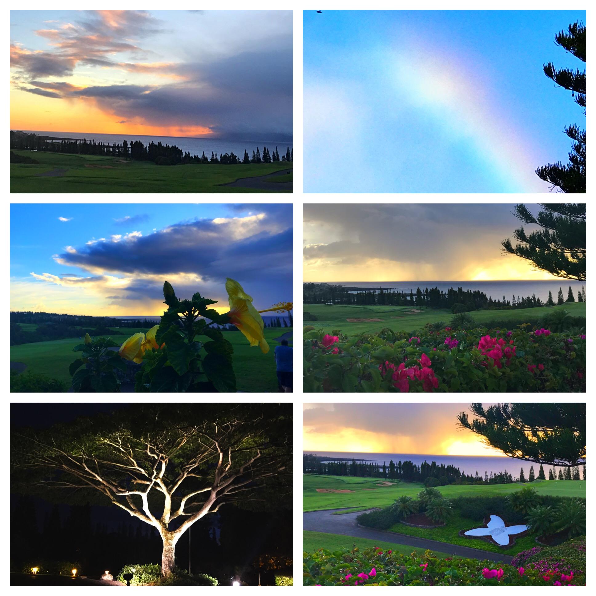 The Gorgeous Maui Skylines.