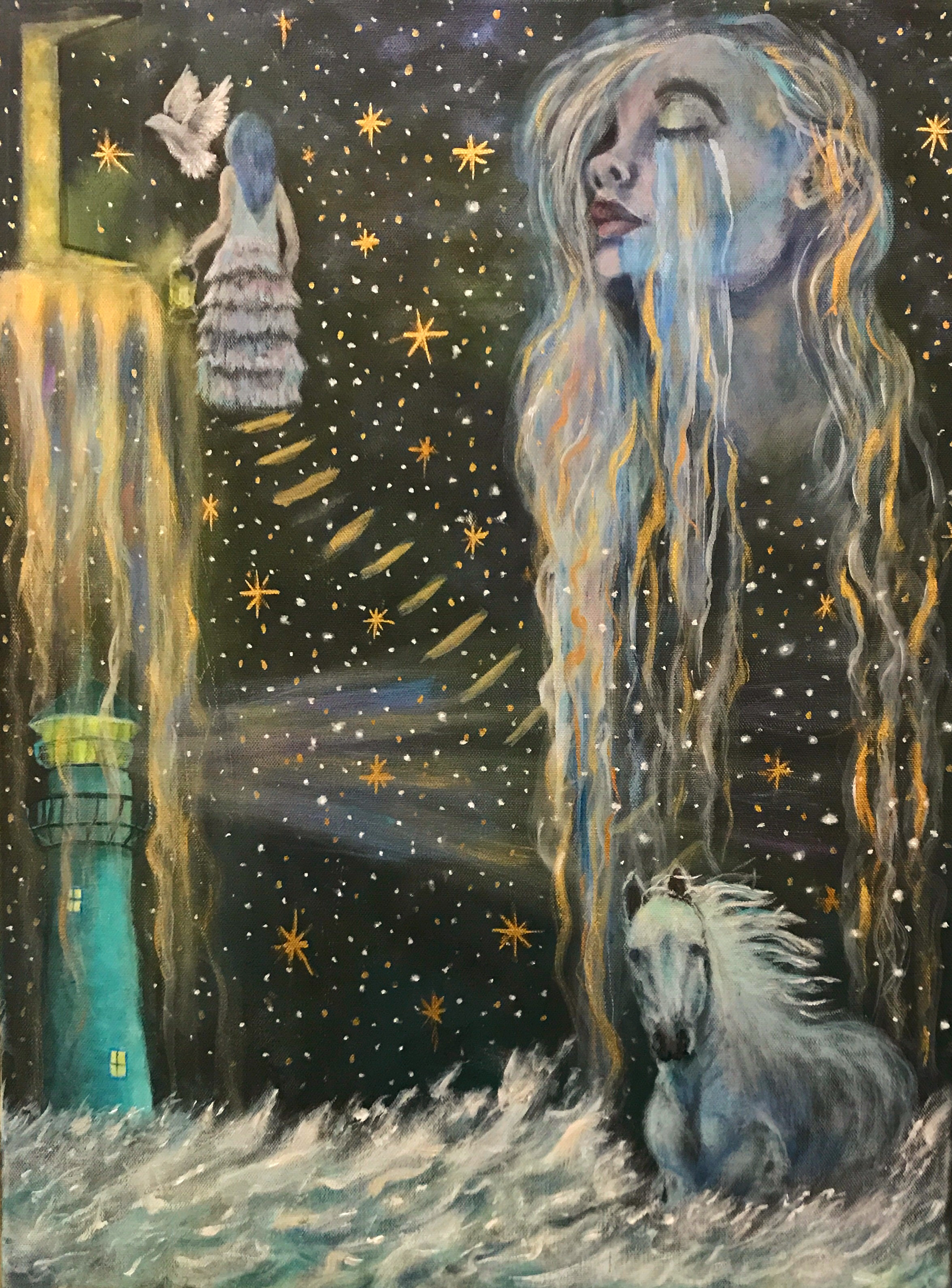 Gentle Loving Steps - Towards My Soul