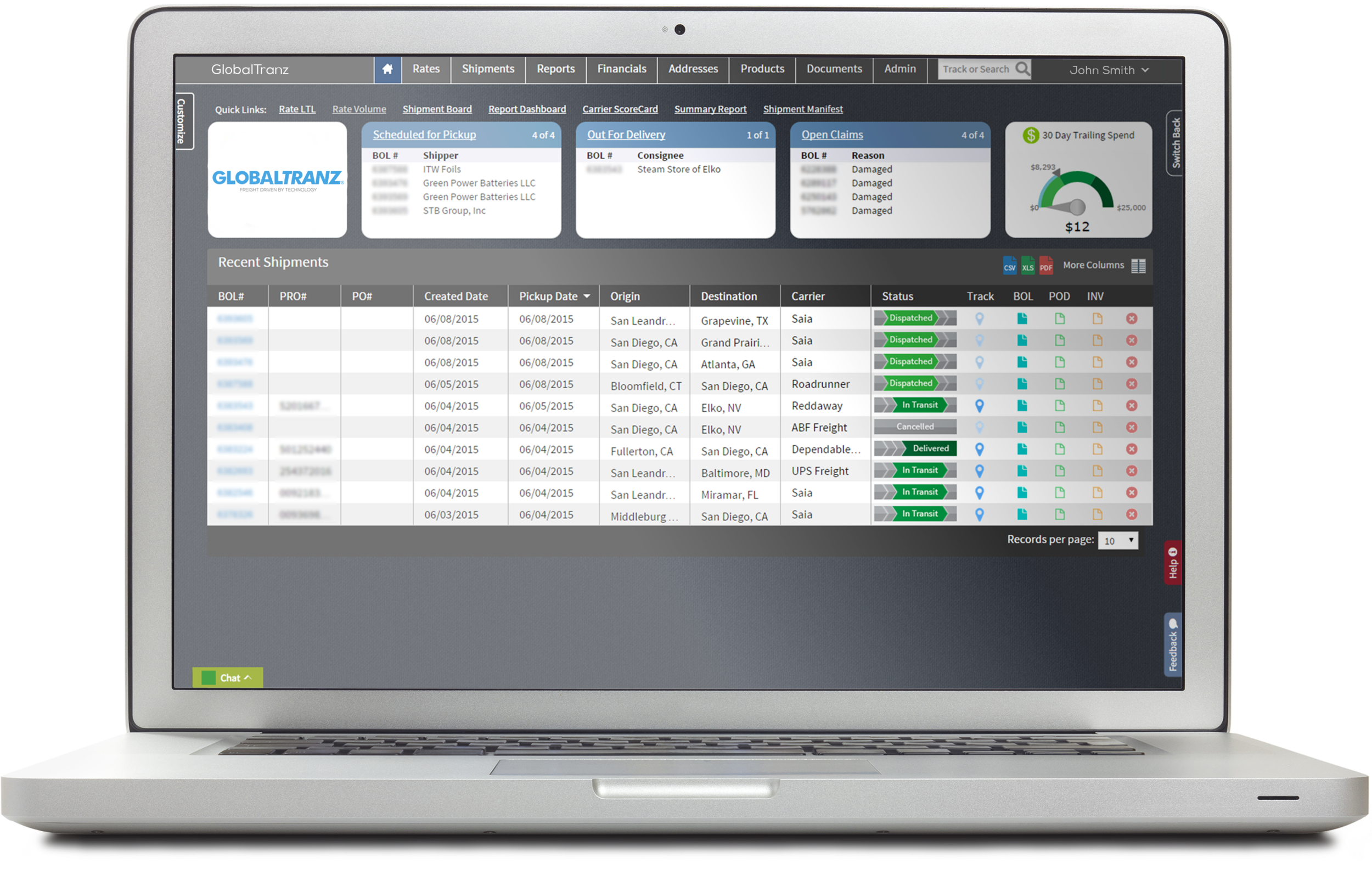 More Information - Reduce your freight spend and make your freight operations more efficient with a transportation management system designed to grow with your business. Request a demo today!!