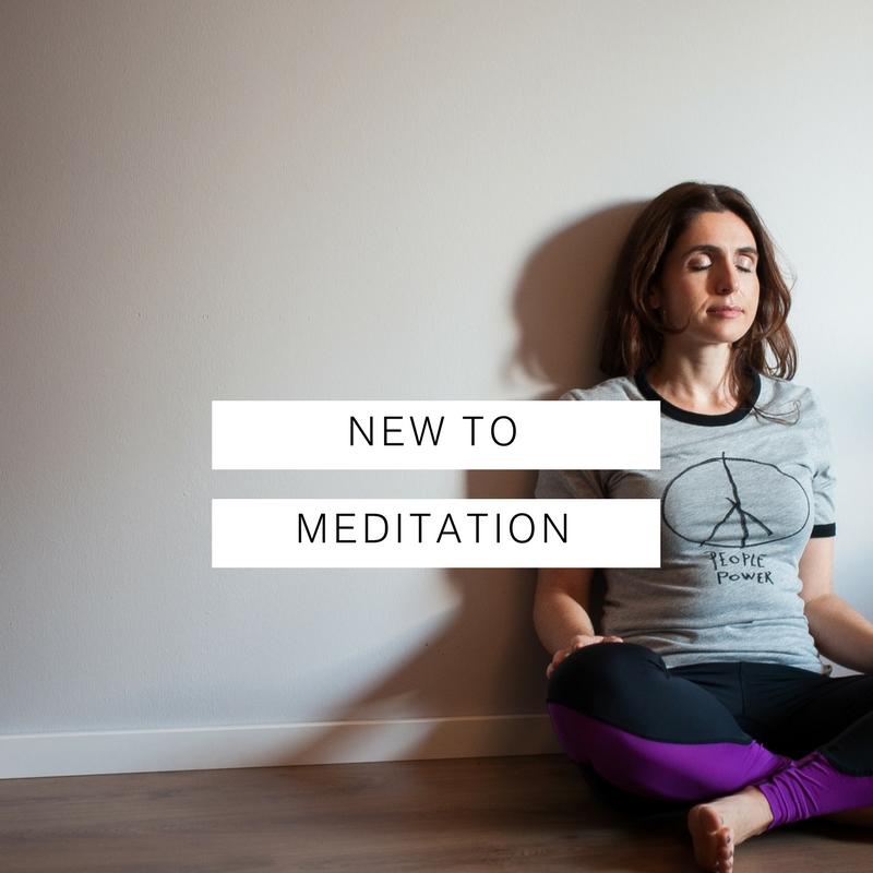 Noch nie meditiert? Oder beim Probieren mit einer App erkannt, dass Meditation in der Gruppe leichter geht?Dann ist das NEW TO MEDITATION Dein bester Einstieg!Matte ist inkludiert. -