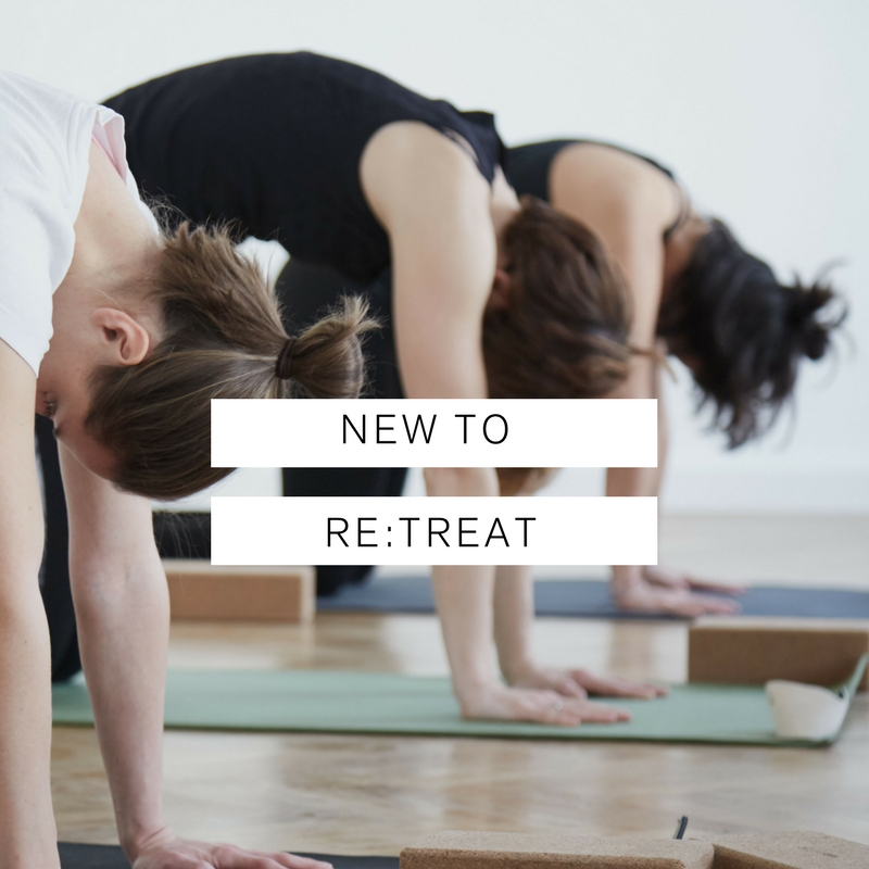 Du praktizierst bereits Yoga & Meditation und bist auf der Suche nach Deinem idealen Studio? Dann ist das NEW TO RE:TREAT Angebot perfekt, um unser Studio kennen zu lernen!NUR IM STUDIO ERHÄLTLICH.Matte ist inkludiert. -