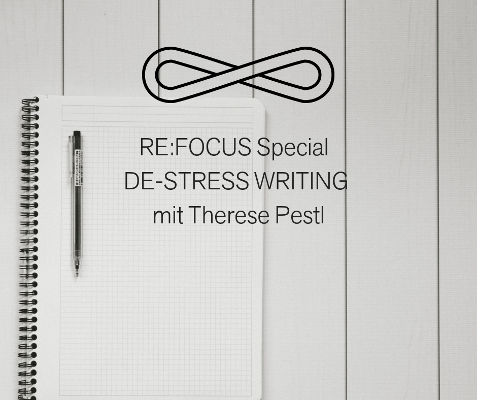 De-Stress Writing mit Therese Pestl