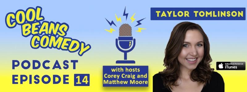 Episode 14: Taylor Tomlinson