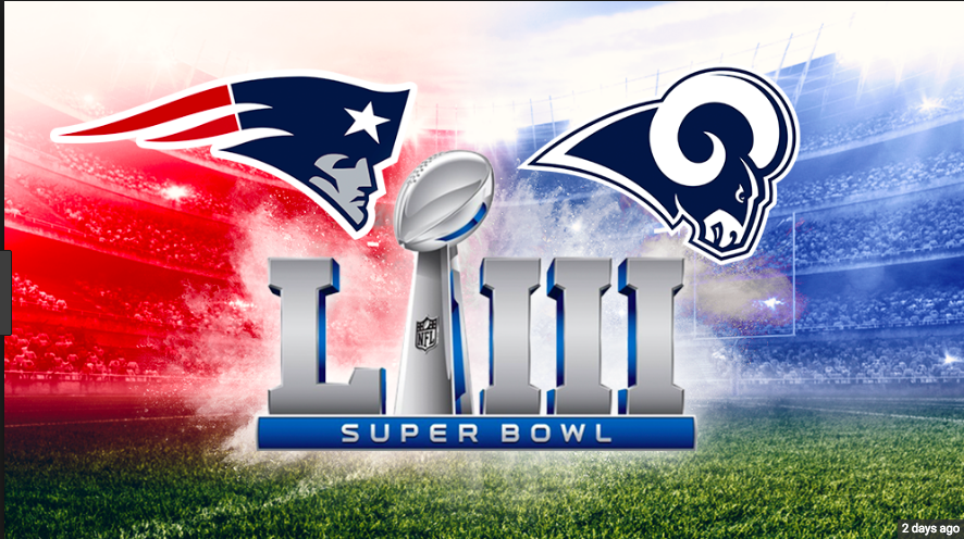 Superbowl 2019 Watch Party - Watch with us who will take the crown!