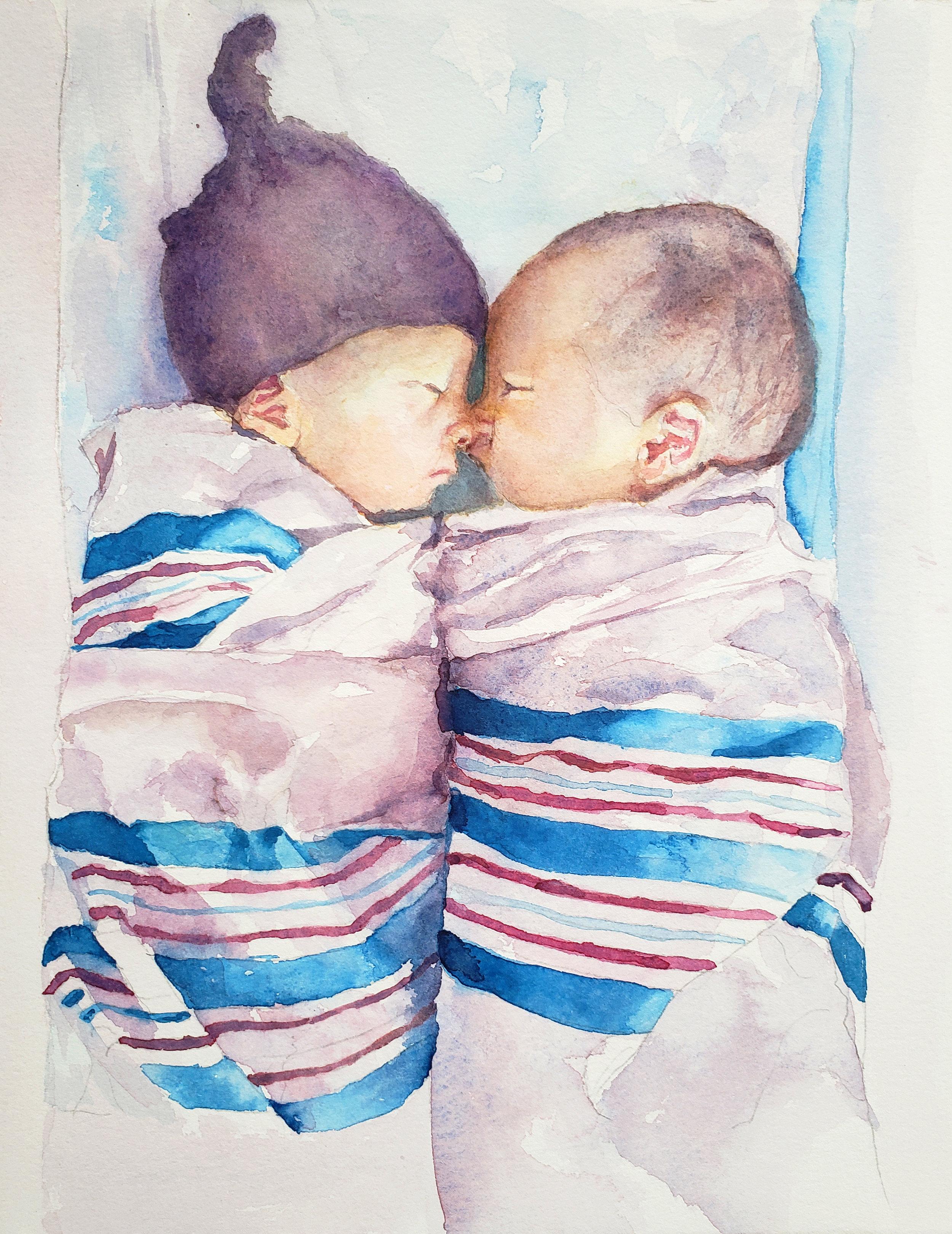 Ashley's Twins