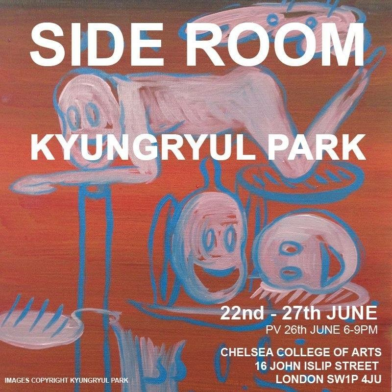 - NEW PAINTINGSSIDE ROOM GALLERY22nd - 27th JUNE 2017