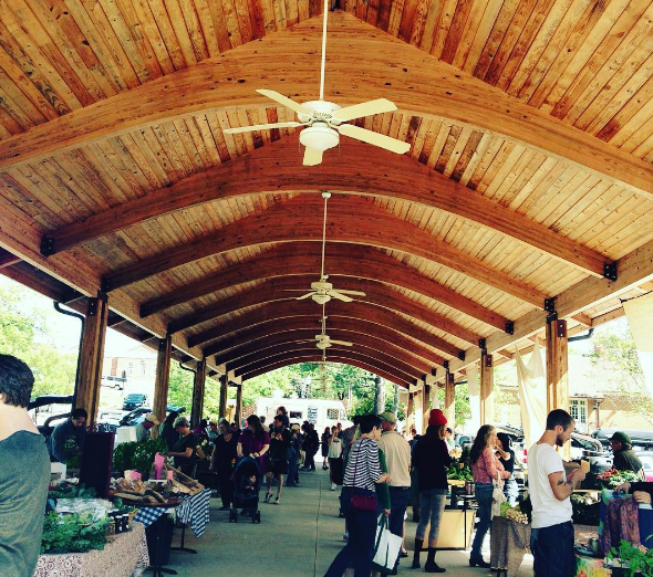 eno river farmers' market - In the fun and charming community of Hillsborough