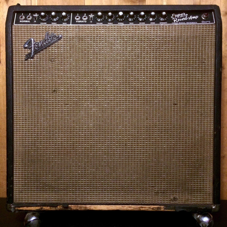 Fender Super Reverb