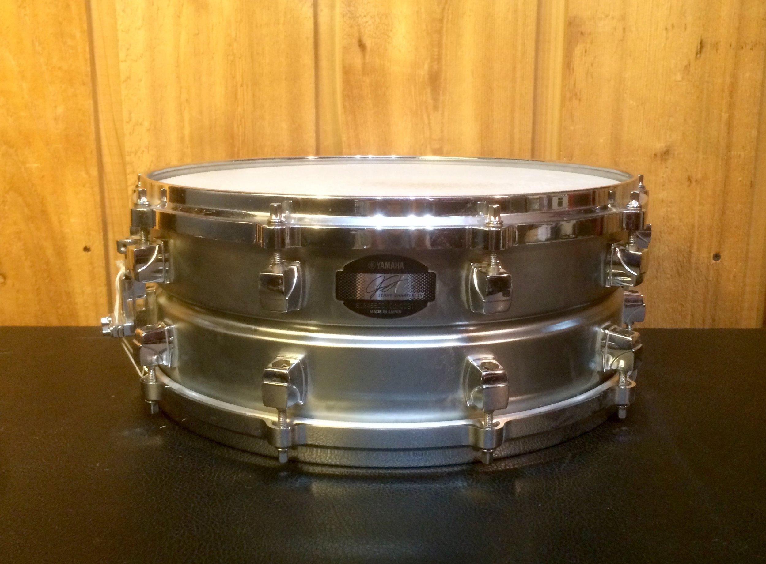 Yamaha Jimmy Chamberlin Signature Snare