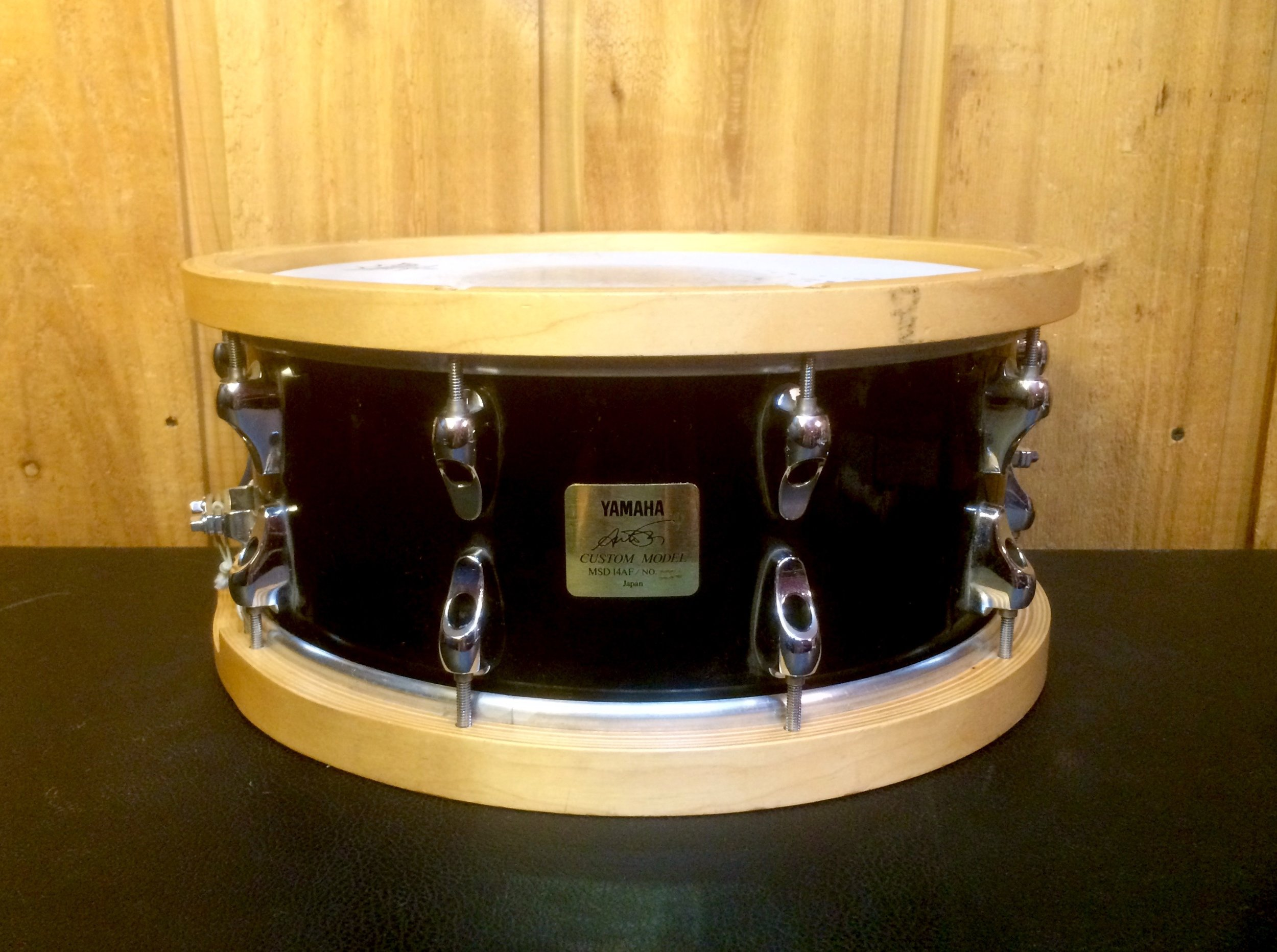 Yamaha Anton Fig Signature Snare
