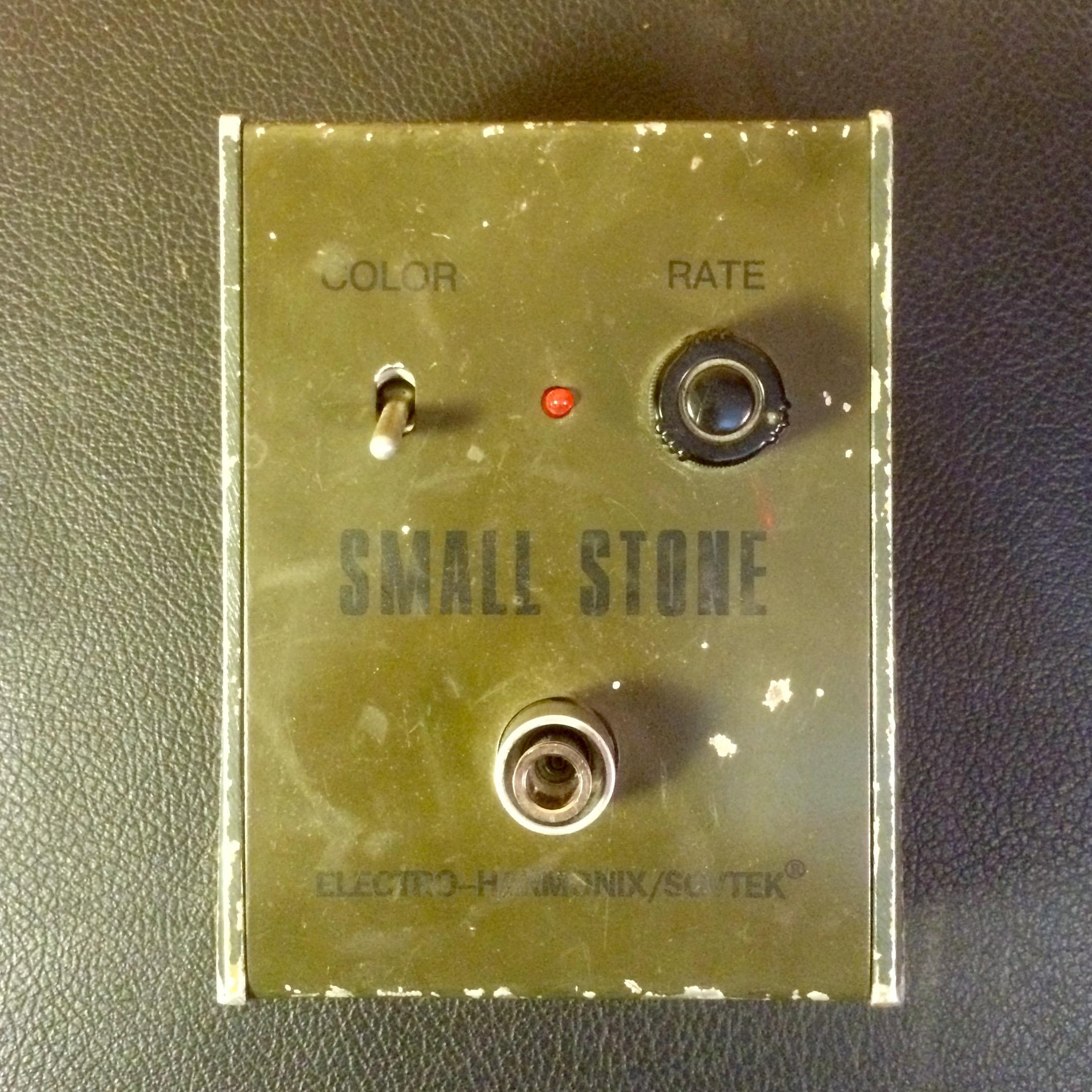 Electro Harmonix Small Stone Pedal Vintage