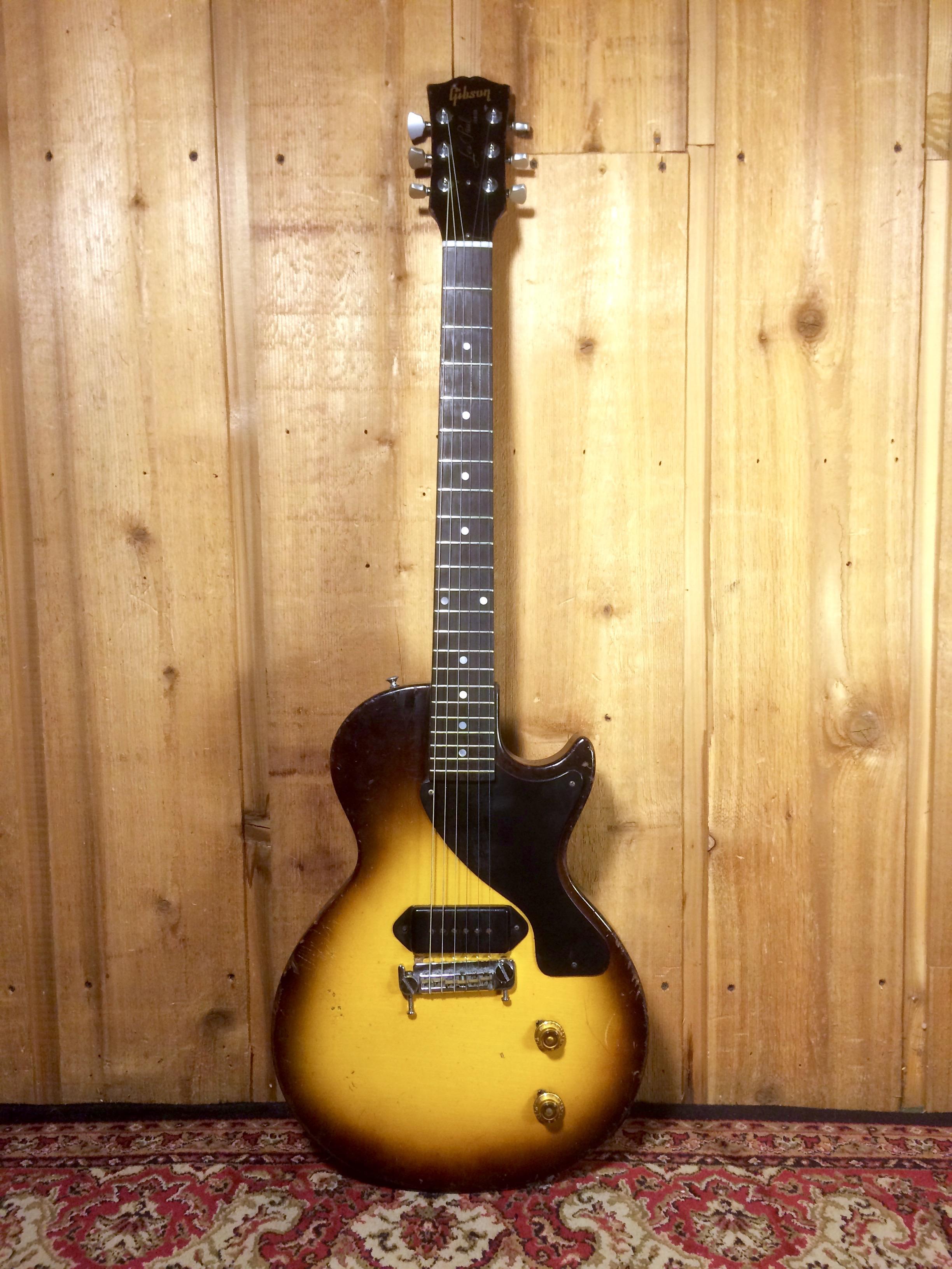1954 Gibson Les Paul Jr.