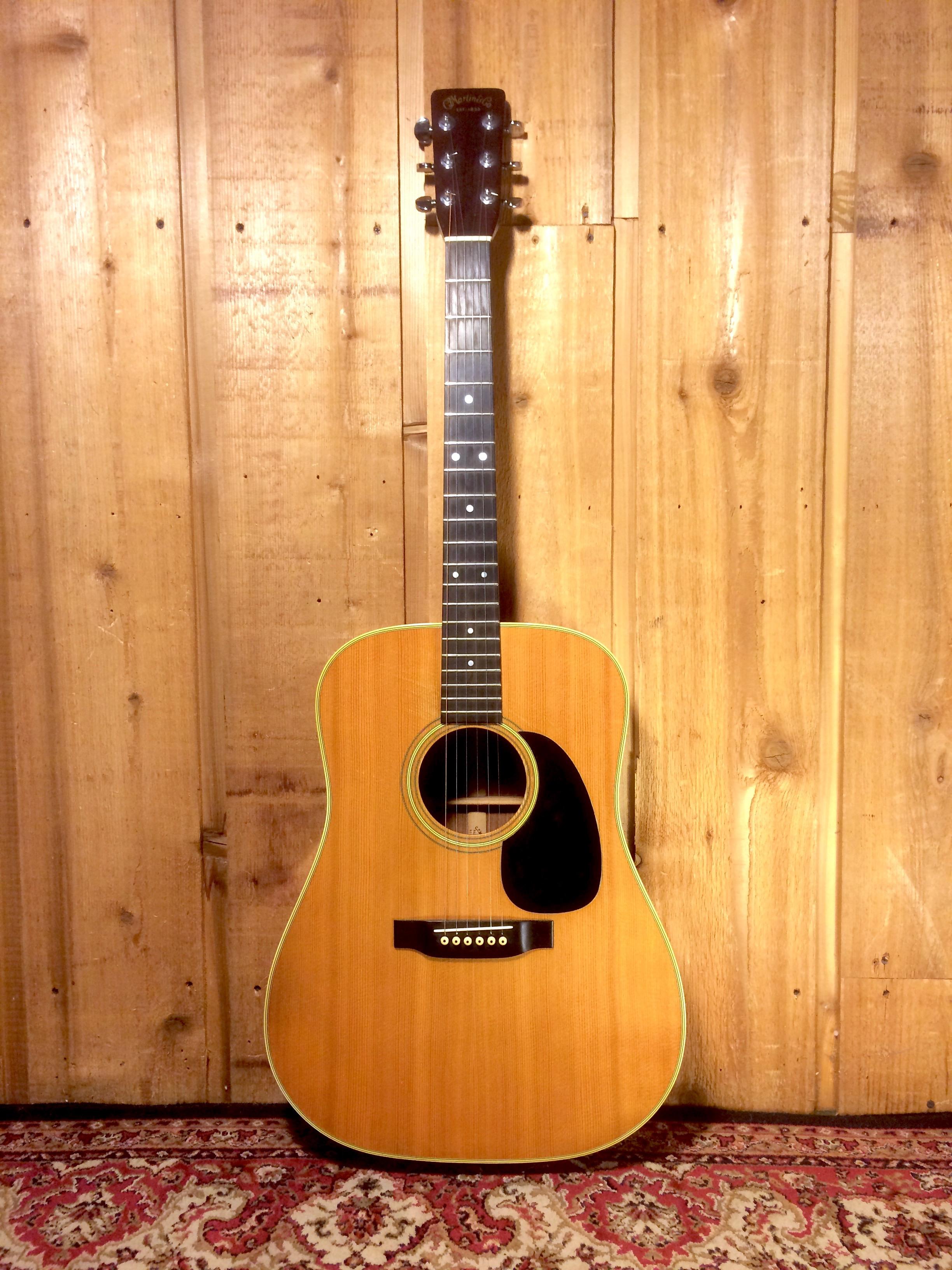 Martin D 28 Acoustic