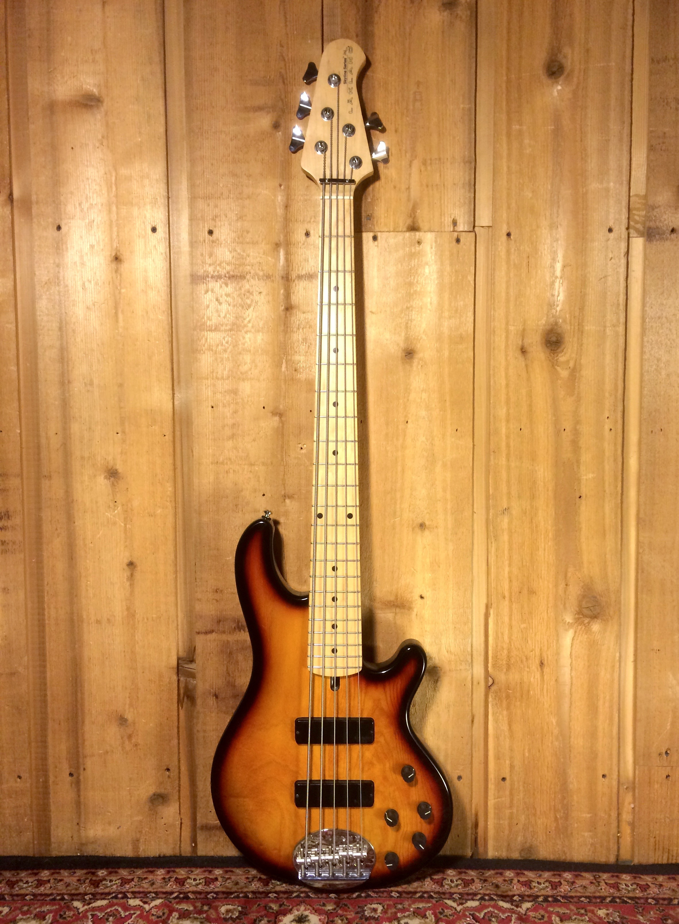 Lakland Skyline Series 5-String Active Bass