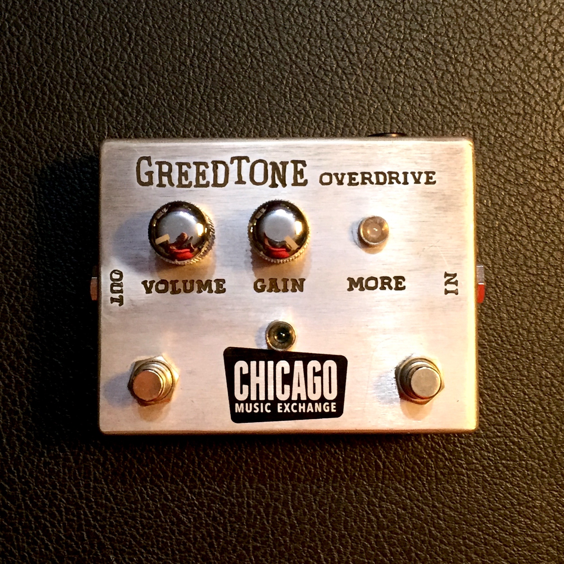 Chicago Music Exchange Greedtone